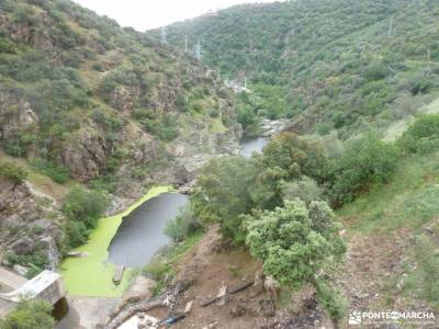 Ruta senderismo 40000 pasos; valle tietar turismo senderismo sinonimos euskera diccionario parque re